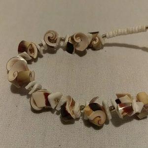 Hawaiian shell bracelet/anklet